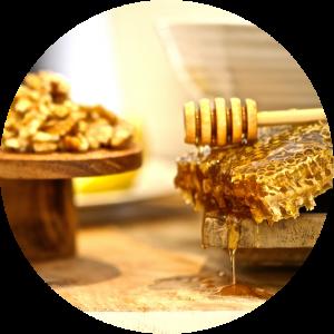 Honey for Loukoumades