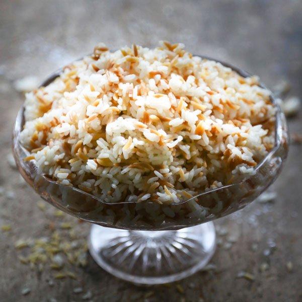 KO's Risoni Rice