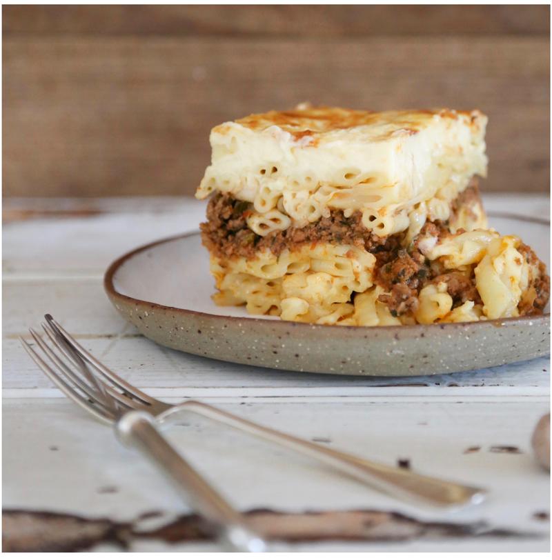 KO's Pastitsio recipe